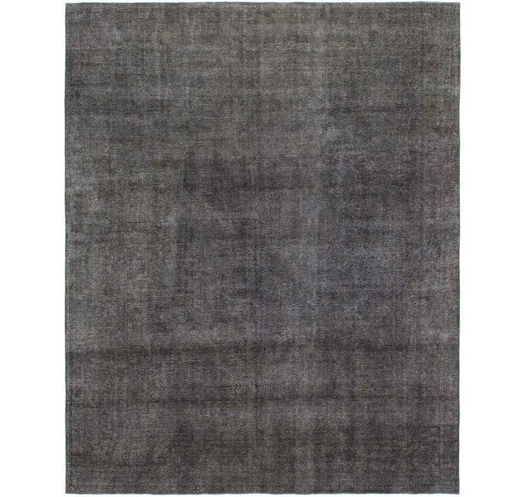 10' 10 x 13' 10 Ultra Vintage Persian Rug