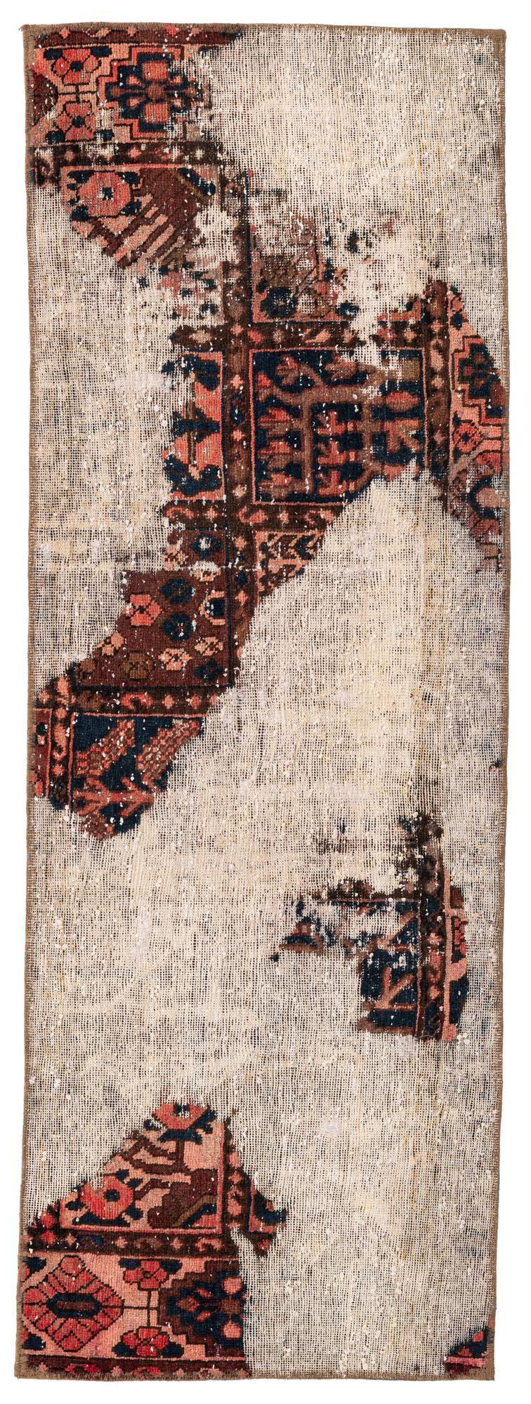 3' x 8' 2 Ultra Vintage Persian Runner Rug main image