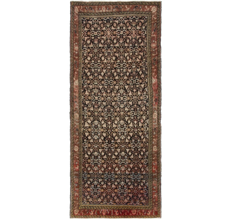 137cm x 335cm Malayer Persian Runner ...