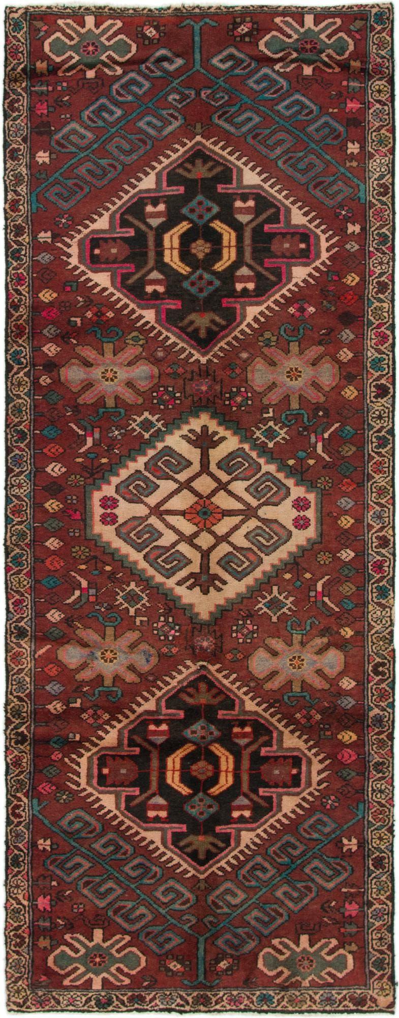 3' 6 x 9' 4 Bakhtiar Persian Runner Rug main image
