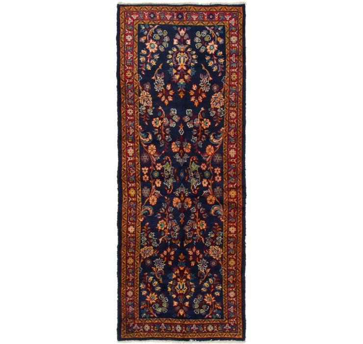 102cm x 280cm Mahal Persian Runner Rug