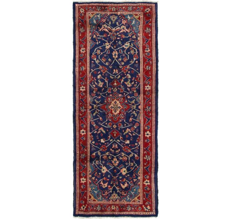 117cm x 295cm Mahal Persian Runner Rug