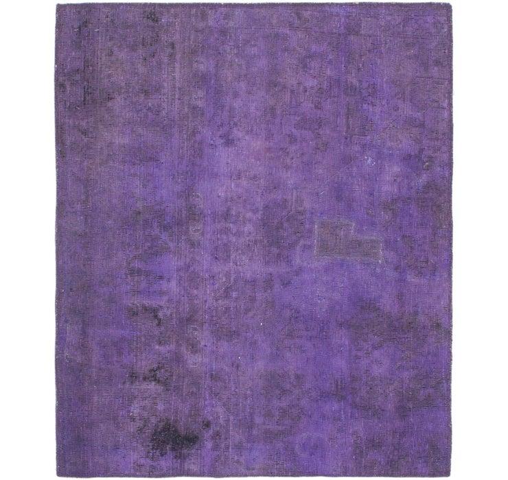 3' 3 x 4' Ultra Vintage Persian Rug