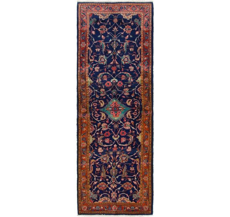 105cm x 315cm Mahal Persian Runner Rug