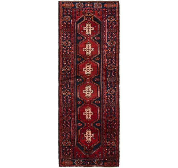 3' 5 x 10' Saveh Persian Runner Rug