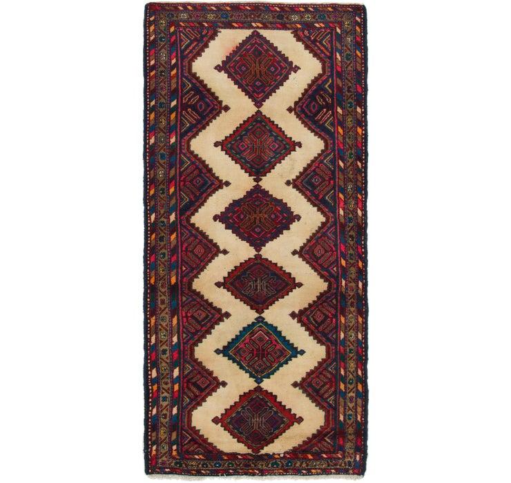 115cm x 262cm Chenar Persian Runner Rug