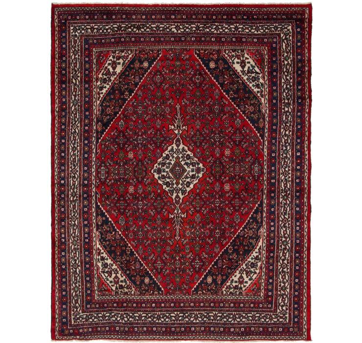 270cm x 355cm Hamedan Persian Rug