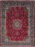 9' 10 x 13' 2 Isfahan Persian Rug thumbnail