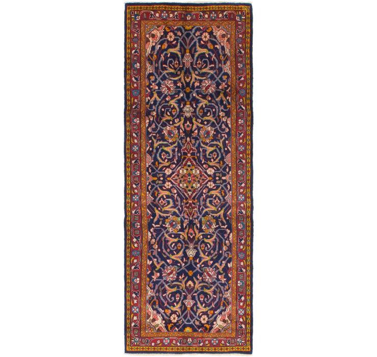 105cm x 305cm Mahal Persian Runner Rug