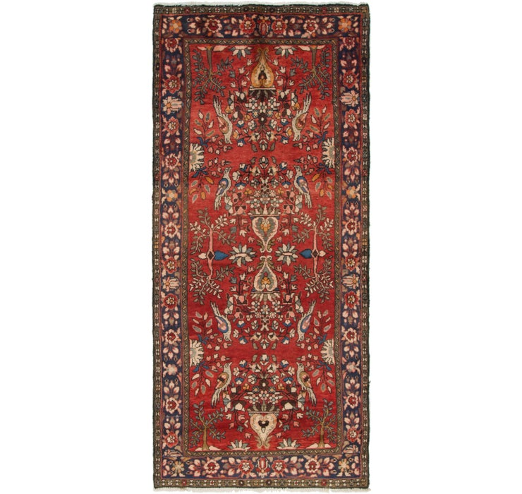 3' 10 x 9' Liliyan Persian Runner ...