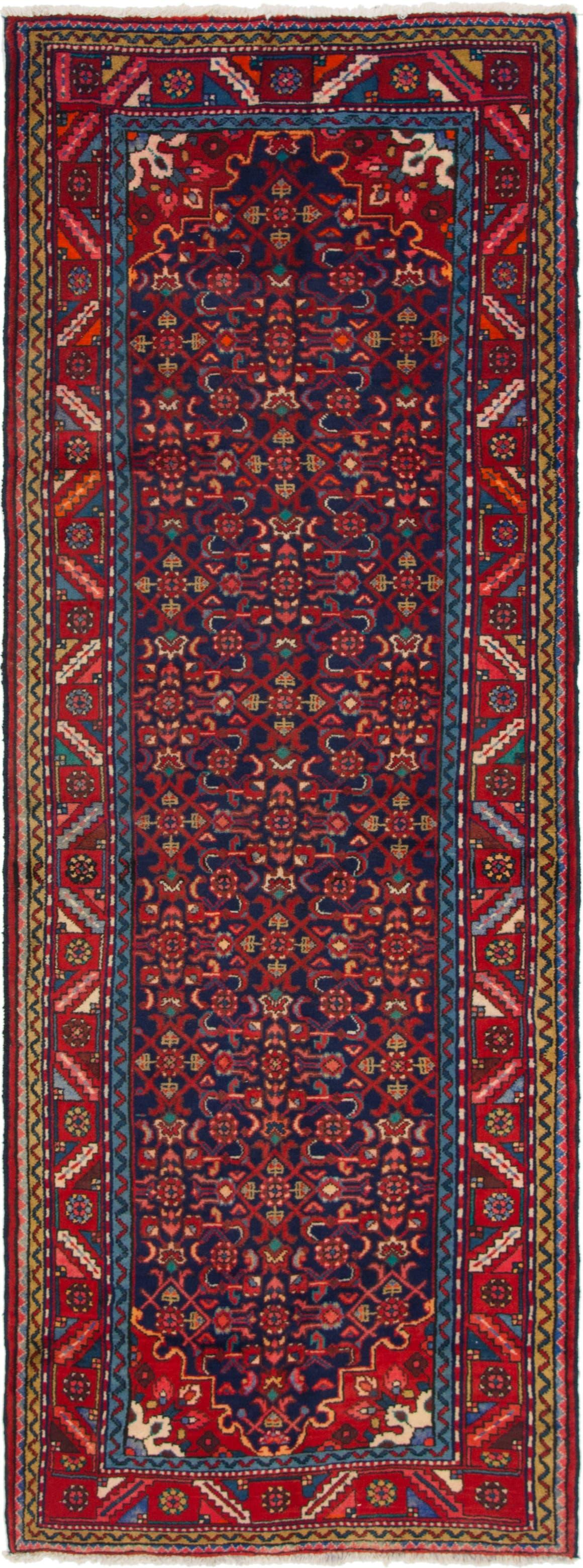 3' 8 x 10' 4 Malayer Persian Runner Rug main image