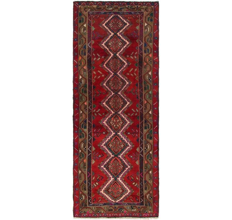 110cm x 292cm Chenar Persian Runner Rug