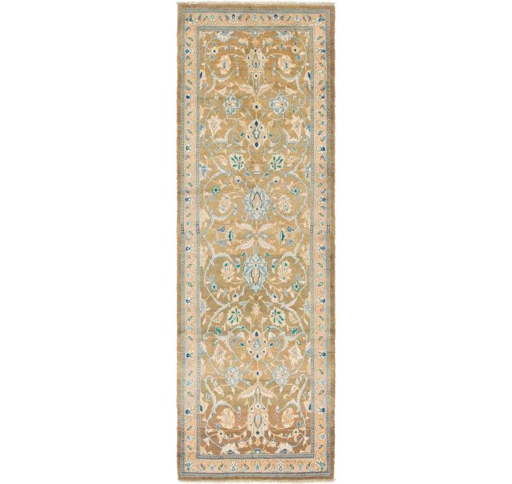115cm x 360cm Mahal Persian Runner Rug