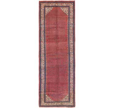 Image of 3' 6 x 10' Botemir Persian Runner ...
