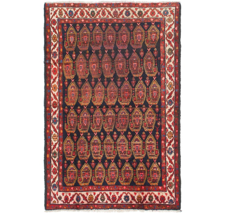 130cm x 193cm Malayer Persian Rug