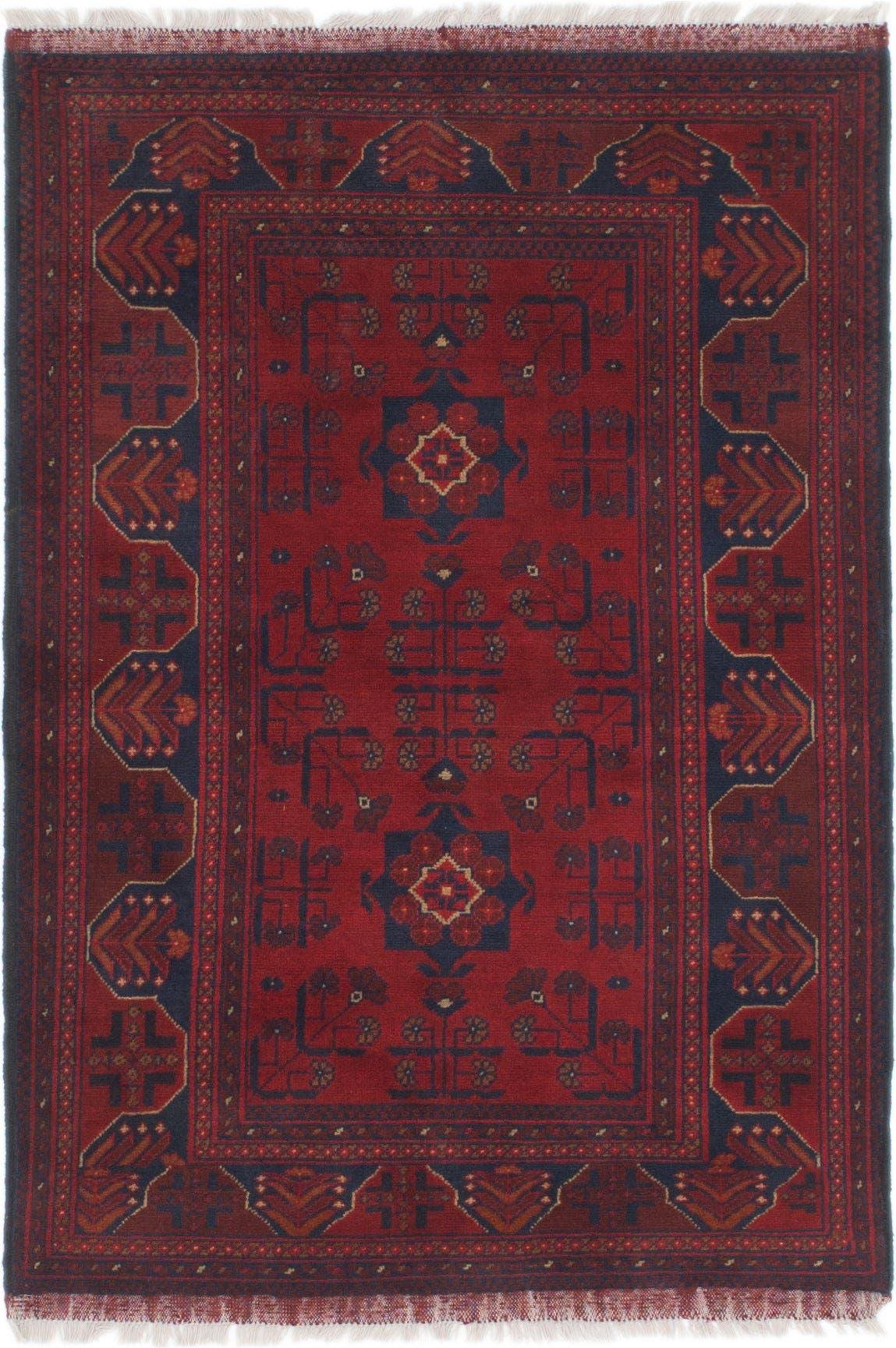 3' 5 x 5' Khal Mohammadi Rug main image