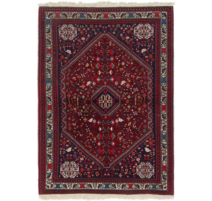 110cm x 157cm Maymeh Persian Rug