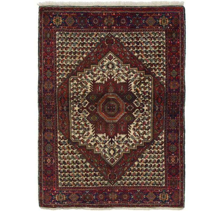 102cm x 147cm Bidjar Persian Rug
