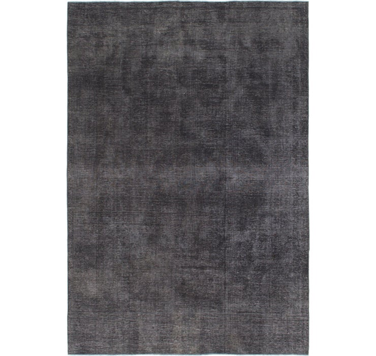200cm x 290cm Ultra Vintage Persian Rug
