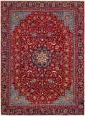 7' 2 x 10' Mahal Persian Rug thumbnail