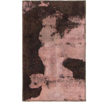2' 4 x 3' 9 Ultra Vintage Persian Rug main image