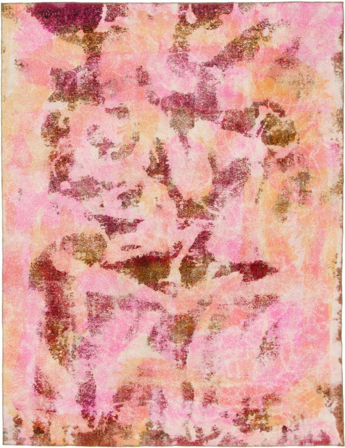 270cm x 353cm Ultra Vintage Persian Rug main image