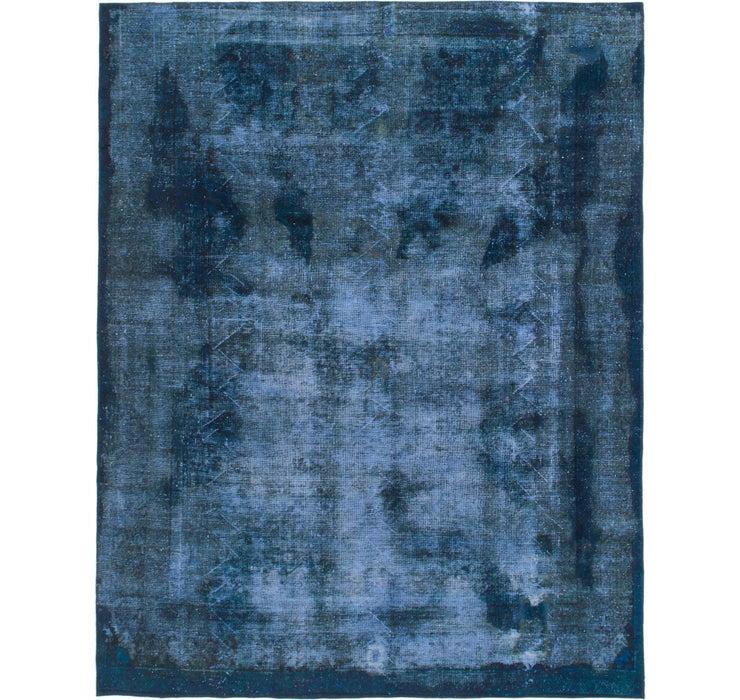 8' 6 x 10' 9 Ultra Vintage Persian Rug