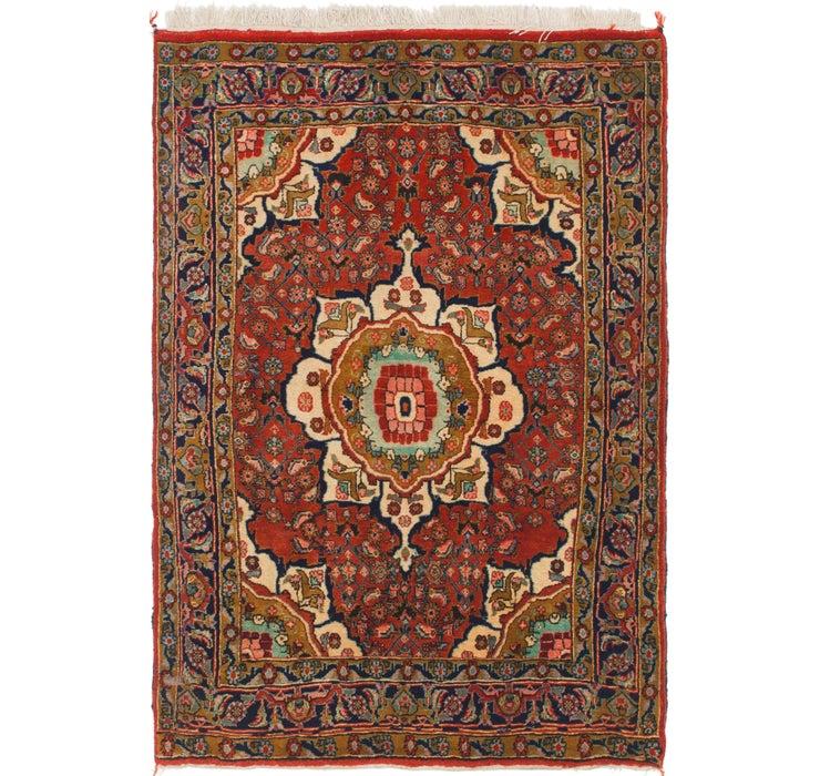 117cm x 168cm Bidjar Persian Rug