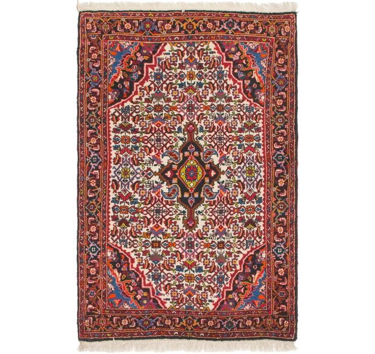 110cm x 170cm Bidjar Persian Rug