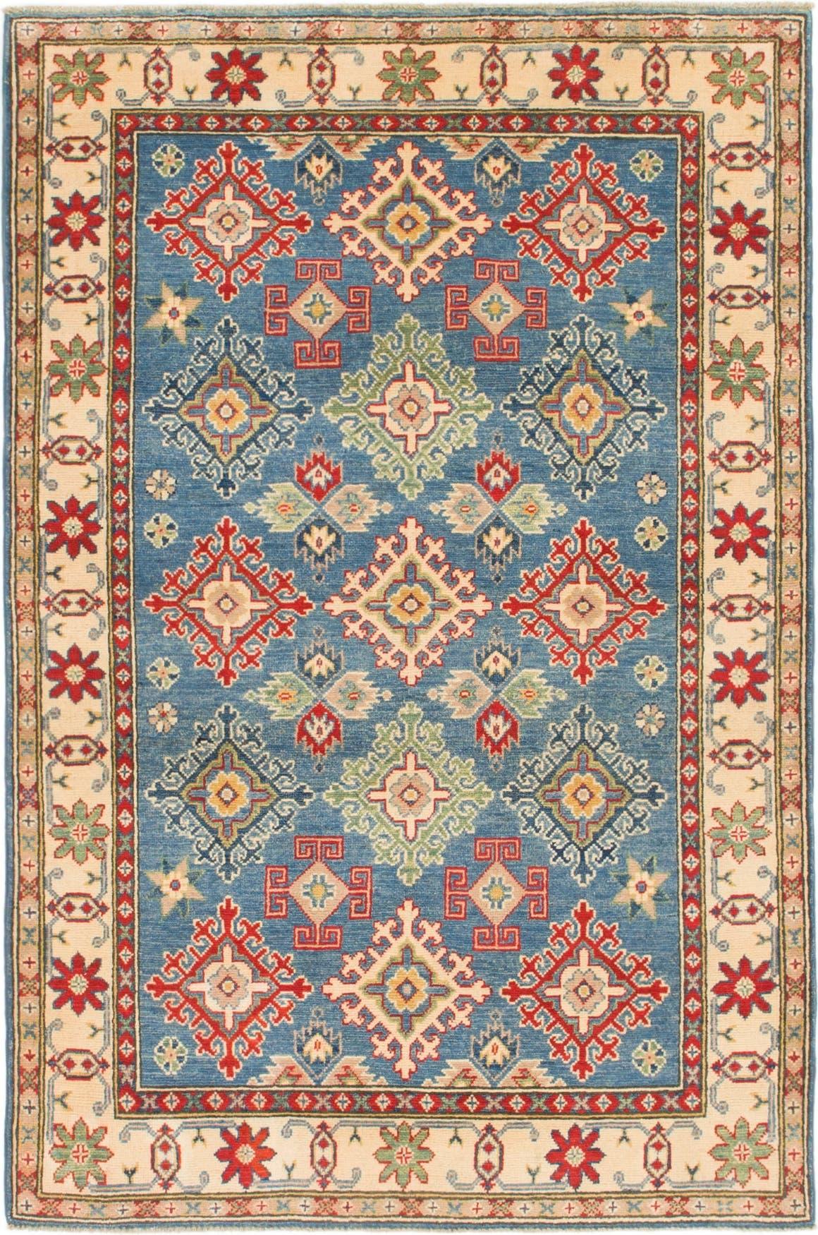 4' x 6' Kazak Rug main image