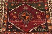 3' 7 x 16' 2 Anatolian Oriental Runner Rug thumbnail