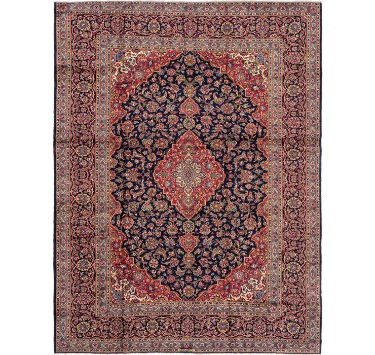 240cm x 323cm Kashan Persian Rug