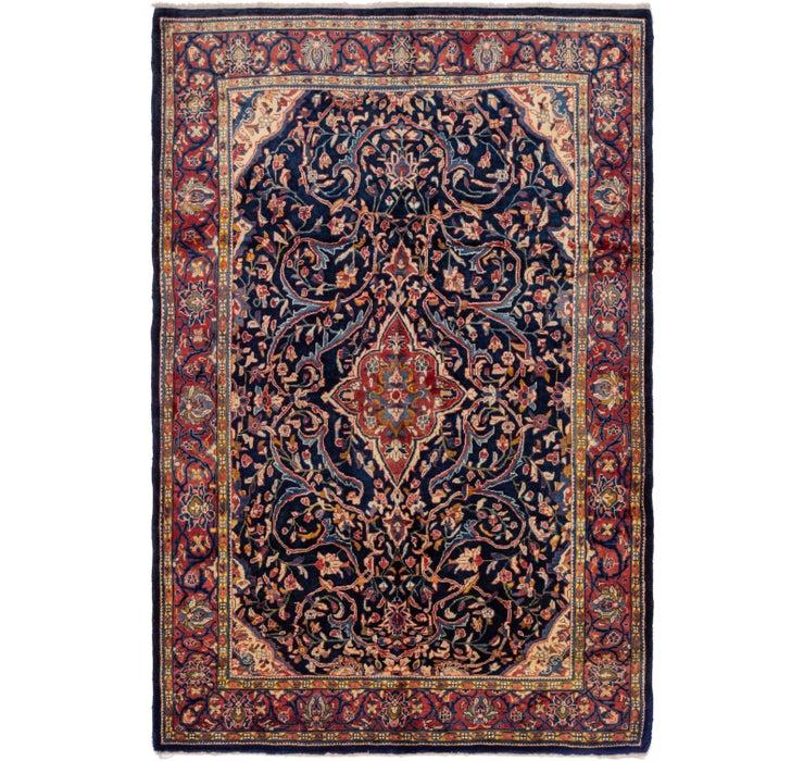 6' 10 x 10' 8 Mahal Persian Rug
