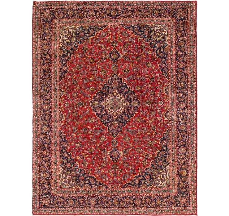 9' 5 x 12' 4 Mashad Persian Rug