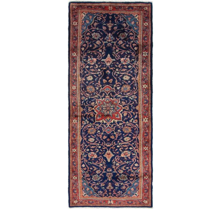 3' 8 x 10' Mahal Persian Runner Rug