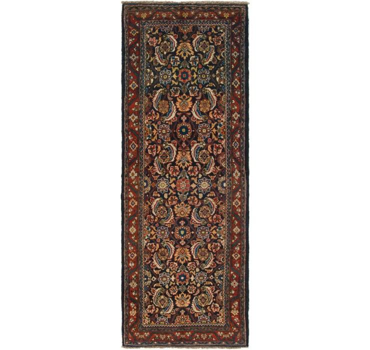 102cm x 300cm Mahal Persian Runner Rug