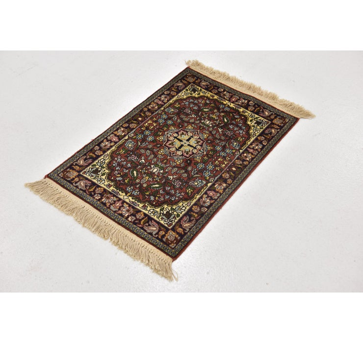 50cm x 85cm Kashmir Oriental Rug
