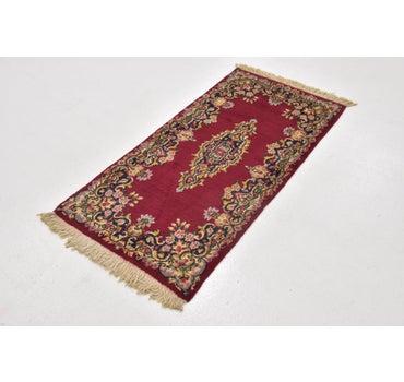 2' x 3' 10 Kerman Persian Rug main image