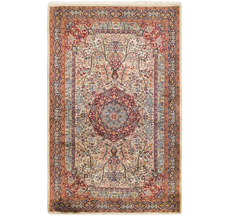 127cm x 200cm Jaipur Agra Oriental Rug