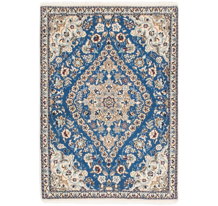 3' x 4' 2 Nain Persian Rug