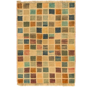 2' 8 x 3' 8 Shiraz-Gabbeh Persian Rug main image