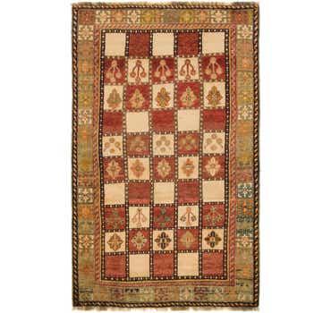 Image of 4' x 6' 8 Ghashghaei Persian Rug