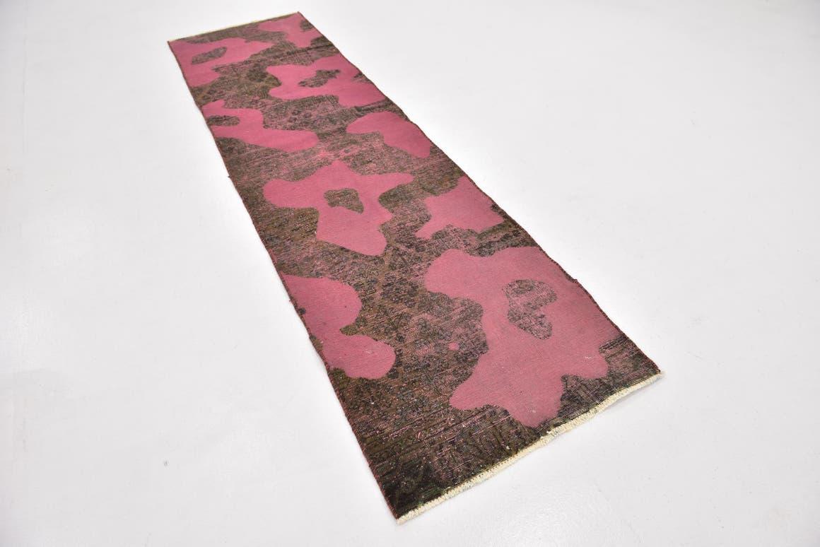 2' 8 x 9' 10 Ultra Vintage Persian Runner Rug main image