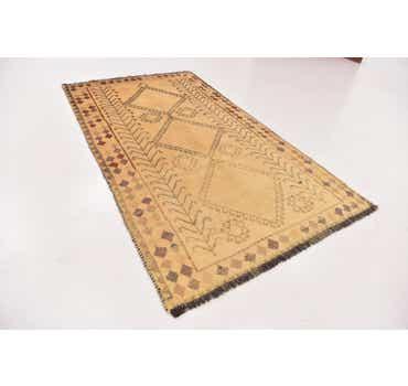Image of 4' x 7' 3 Shiraz-Gabbeh Persian Rug