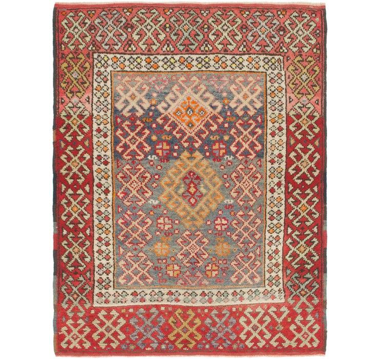 3' 10 x 5' Anatolian Rug