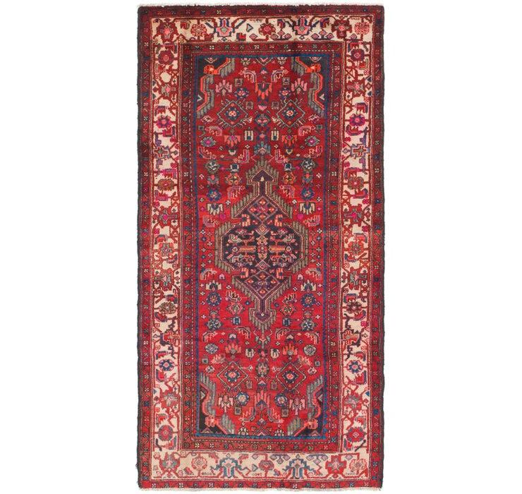 140cm x 280cm Mazlaghan Persian Runne...