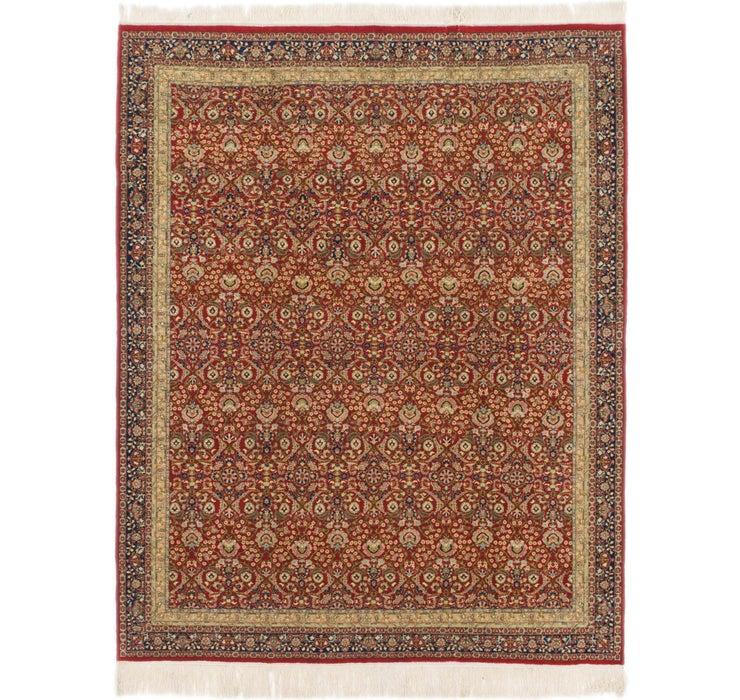 200cm x 255cm Hereke Oriental Rug
