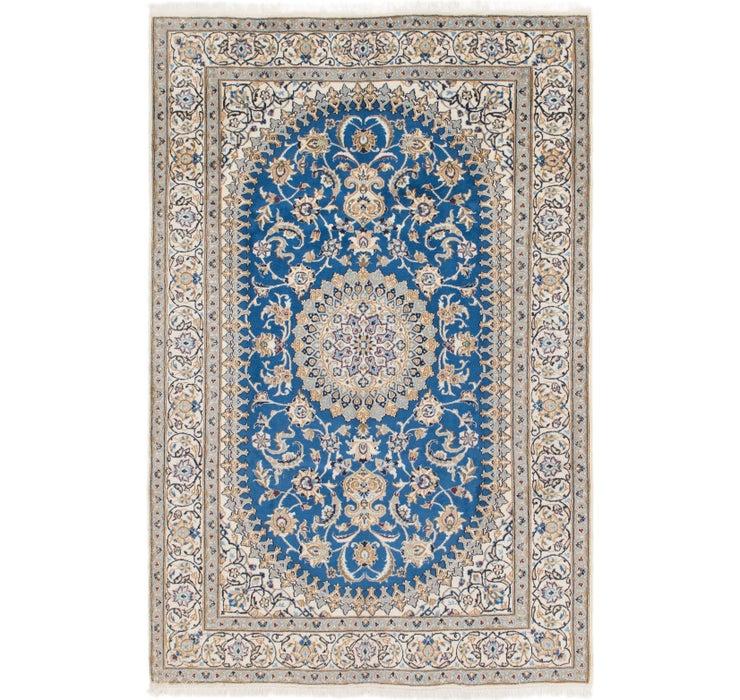 6' 5 x 9' 9 Nain Persian Rug