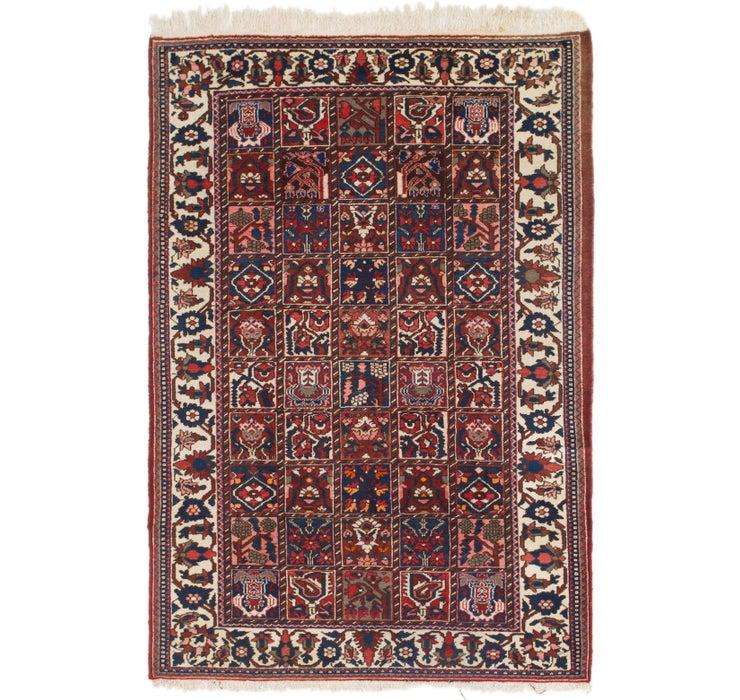 203cm x 300cm Bakhtiar Persian Rug