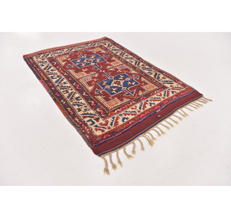 3' 5 x 4' 9 Anatolian Rug